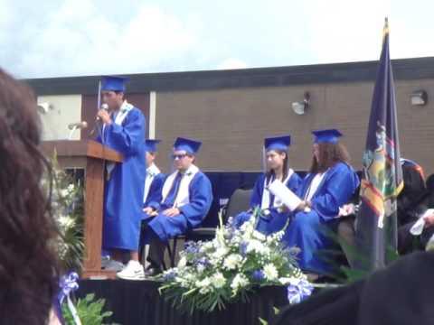 Jorge's grad speech.MP4