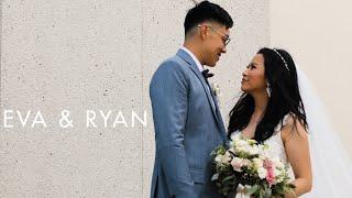 Eva & Ryan | Wedding Highlight | St. Andrew's United Church, Markham