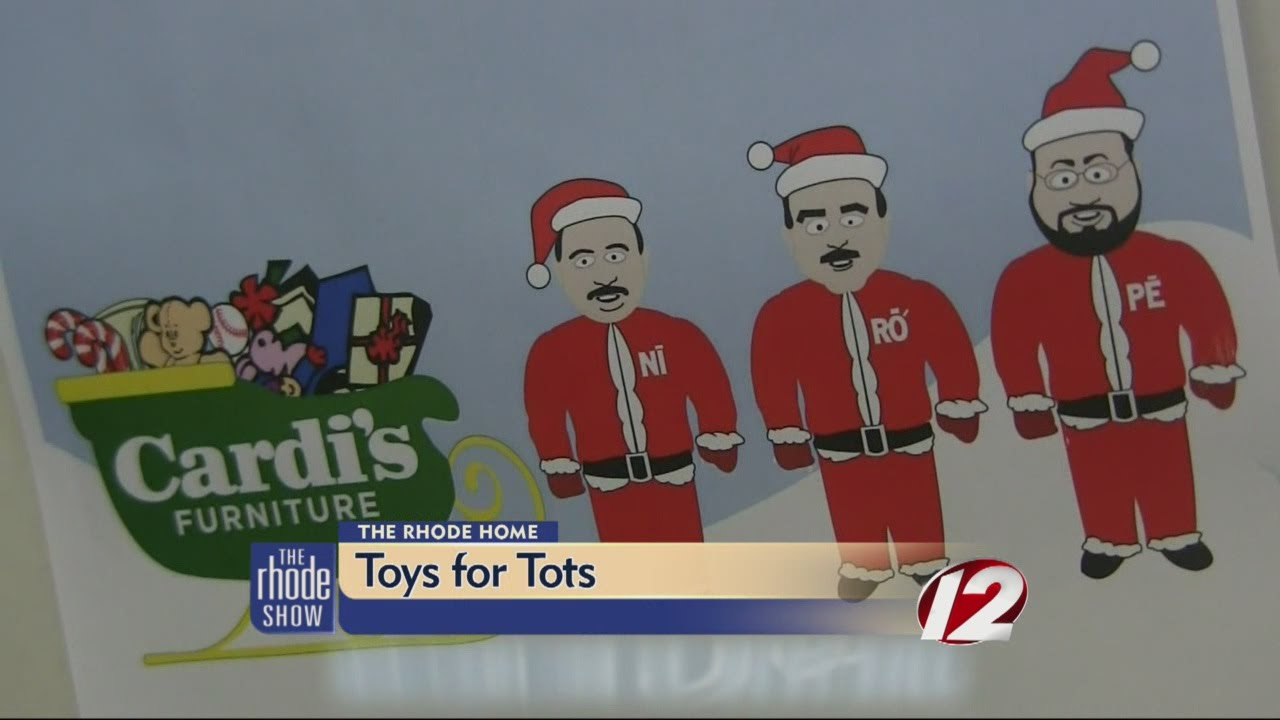 Toys For Tots: Cardiu0027s Furniture