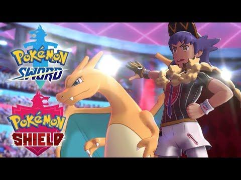 Pokemon Sword And Shield - Official Galar Research Recap Trailer