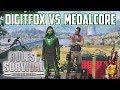 1v1 MODE! - Medal vs Digit - Rules of Survival: Battle Royale