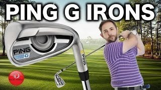PING G IRONS REVIEWED BY MID HANDICAPPER