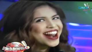 "Maine Mendoza ""Yayadub"" Performs @ Eat Bulaga PaMore - October 10, 2015"