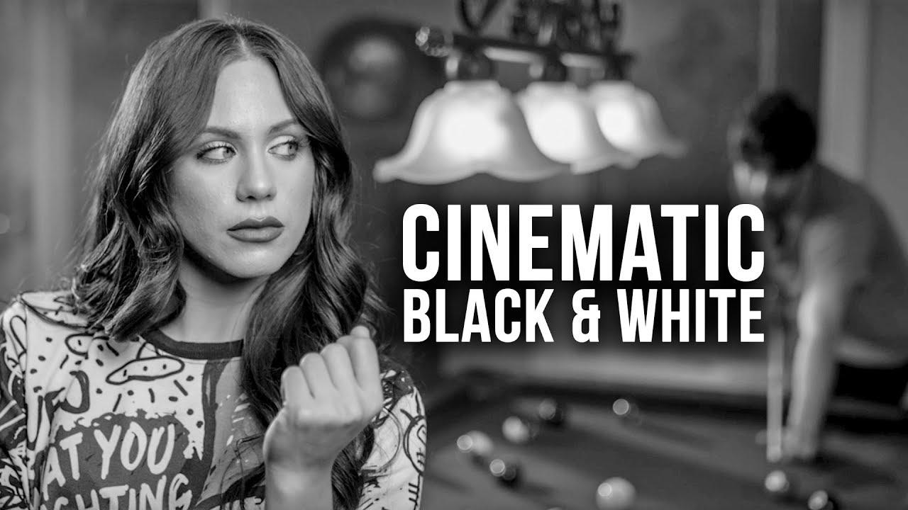 Blackandwhite cinematiclighting cinematography