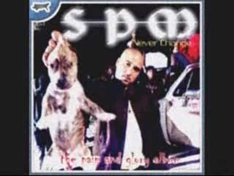 SPM South Park Mexican - Latin Throne