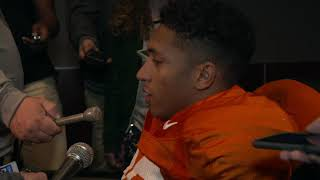 OSU Football: Chuba Hubbard on team chemistry