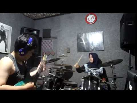 Powermetal - Timur Tragedi Guitar & Drum Cover