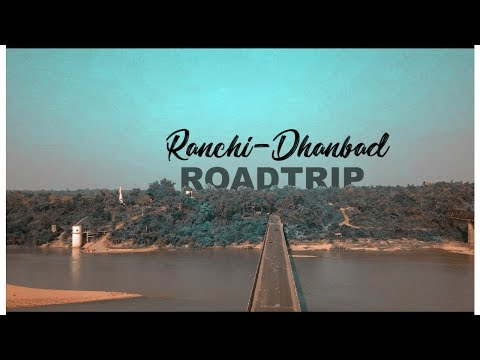 ROADTRIP - Ranchi to Dhanbad  | Travel video | Jharkhand | India 🇮🇳 ( DRONE SHOTS )