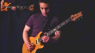 Santana Ft. Mana - Corazon Espinado (cover)