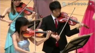 J.S.バッハ/ブランデンブルク協奏曲 第3番 ト長調 BWV.1048