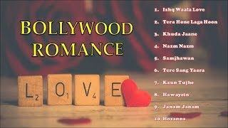 Top 10 Romantic hits | Bollywood romance | Valentine Special | Love Audio Jukebox