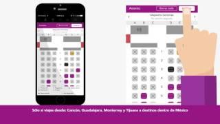 Ahorra mucho tiempo y haz mobile check in desde tu celular.