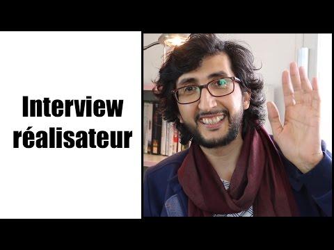 Interview réalisateur - Ahmed Guerrouache