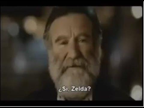 comercial de robin williams the legend of zelda ocarina of time 3ds