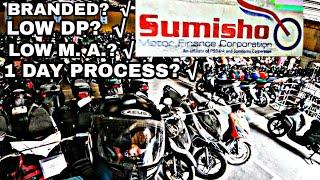 SUMISHO PASIG WAREHOUSE/MURANG MOTOR / CHEAP BRANDED MOTORCYCLES IN PASIG / REPO NA MOTOR /VLOG # 17