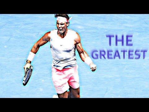 Rafael Nadal - The Greatest TRIBUTE