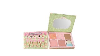 Benefit Cosmetics Cheekleaders Pink Squad Cheek Palette thumbnail