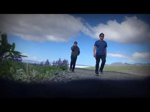 Iceland Travel, Svínafellsjökull Glacier, Mobile Video