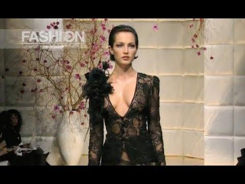 VALENTINO Spring Summer 1997 Haute Couture Paris - Fashion Channel