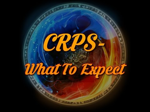 CRPS - What To Expect