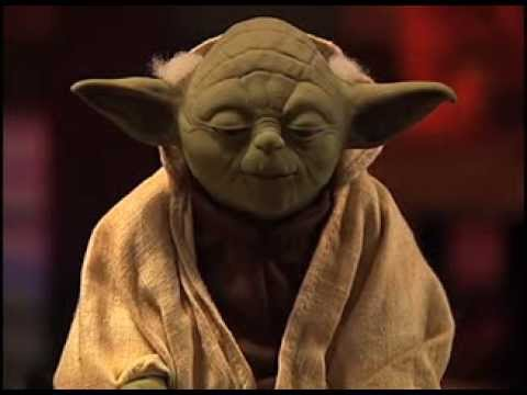 Yoda wishes you Happy Birthday! - YouTube