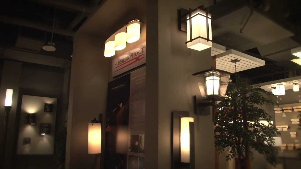 hubbardton forge the dallas experience youtube