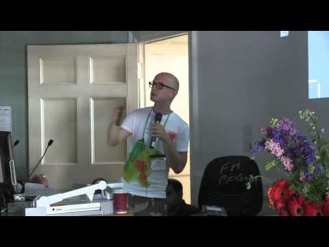Andrew Gallimore - DMT Lecture at Breaking Convention 2013