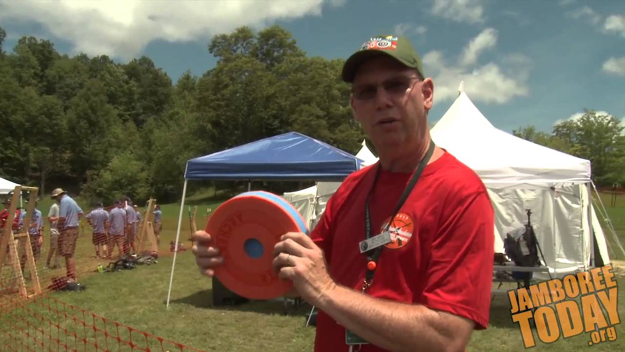 Video: Action Archery at the Bows