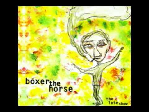 Boxer the Horse - Boneyard