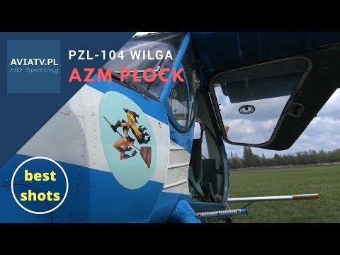 PZL-104 Wilga Aeroklub Ziemi Mazowieckiej - Płock