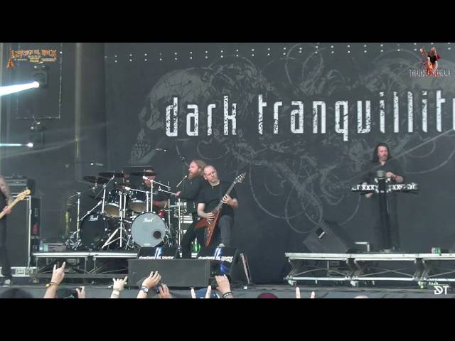 Dark Tranquility - White Noise/Black Silence (live XI Leyendas del Rock, 12-08-2016)