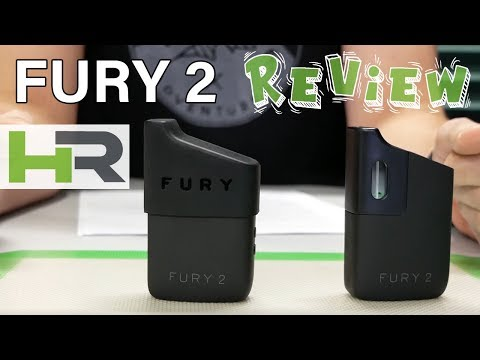 Fury 2 vaporizer review – Healthy Rips – PuffItUp