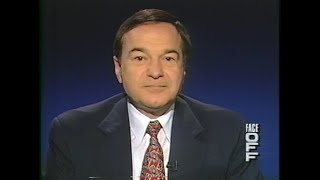 "WLIW TV ""Face Off"" Joe DioGuardi interviewed on Kosova and Milosevic 6-01-1999"
