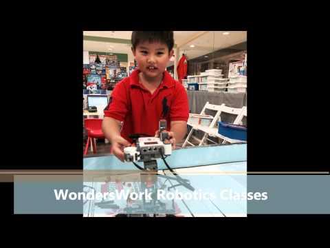Lego Robotics Classes for Children
