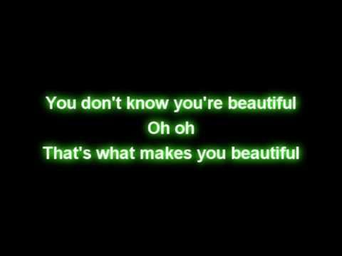 One Direction - What Makes you Beautiful Lyrics + Download Link