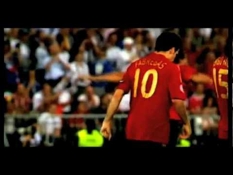 ESPAÑA La Roja fútbol! LA CANCIÓN DEL MUNDIAL Sudáfrica 2010 (Luis Ramiro y Marwan) CAMPEONES!