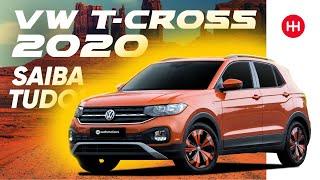 Volkswagen T-Cross: Veja Preços, Ficha Técnica e Detalhes do SUV - Teste Webmotors
