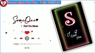 Feel the Music | S Letter | S Naam | S Name | A Alphabet | Download Link in Description