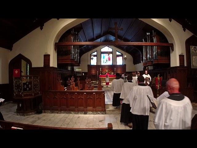 The Day of Pentecost: Whitsunday 6.9.19