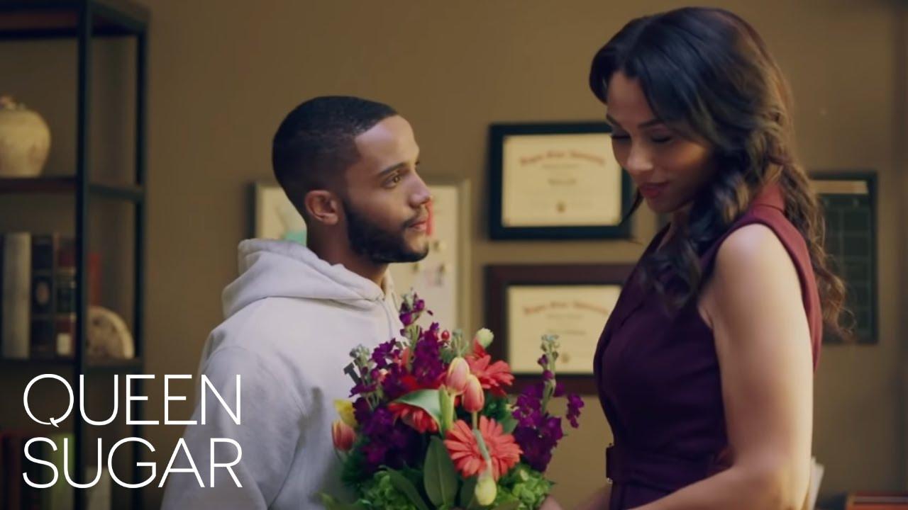 Download Micah's Surprises His Favorite Professor   Queen Sugar   OWN