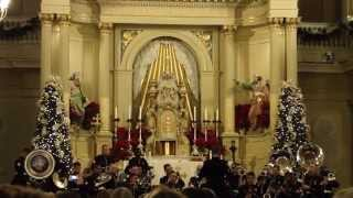 America the Beautiful, US Marine Corps Band, Cathedral-Basilica of Saint Louis, New Orleans