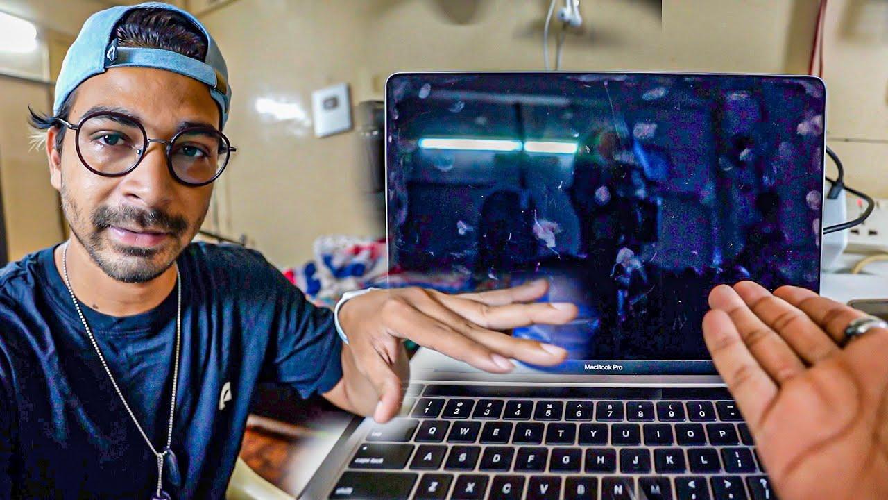 NEW LAPTOP KHARAB HO GAYA   MacBook Pro 13 inch