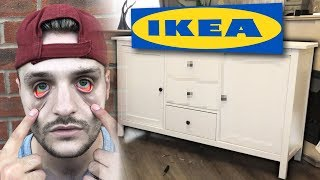 Video I Assembled IKEA Furniture On 0 Hours Sleep & Actually Passed Out.. download MP3, 3GP, MP4, WEBM, AVI, FLV Oktober 2018