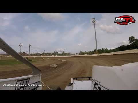 Derrick McGrew Jr. @ Glen Ridge Motorsports Park - Limited Sportsman Hot Laps 8/19/18