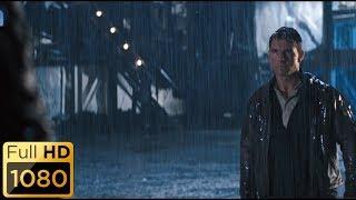 Драка со стрелком под дождем. Джек Ричер.