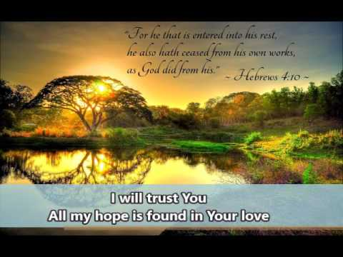 I Will Trust You