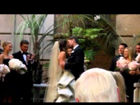 Jensen And Danneel The Wedding