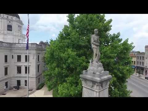 Indiana In 4K | Bloomington