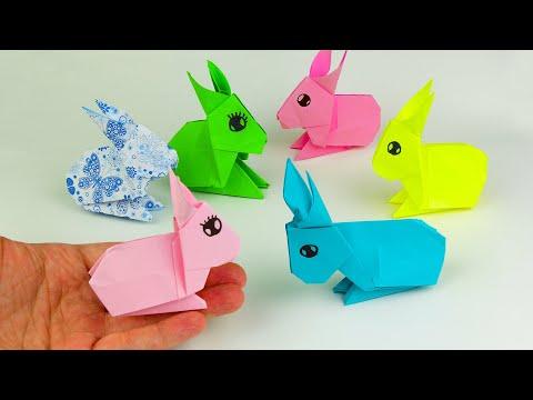 Картинки оригами животные