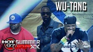 "WU-TANG ""Triumph"" Live at Hot97 Summer Jam XX"